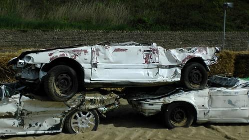 total loss auto eigenaar dagwaarde RDW