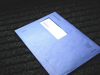 blauwe brief belastigzaken auto kosten