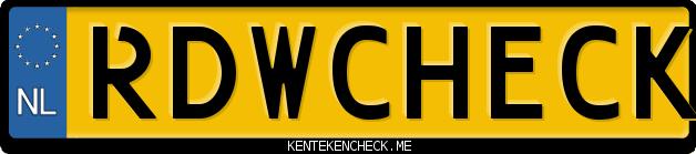 Categorie Kentekens natrekken | Kentekencheck.me