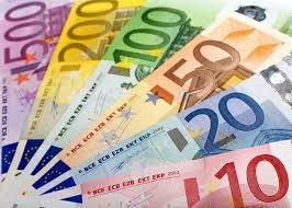 Dagwaarde auto in euro's