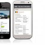 RDW voertuiginformatie