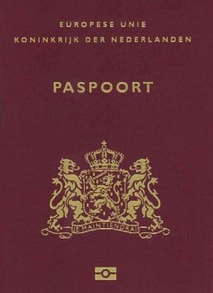 Kenteken overschrijven paspoort