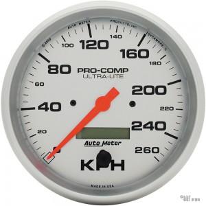 kilometerstand controle