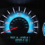 kilometer check