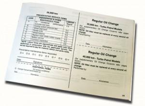 onderhoudshistorie auto checken