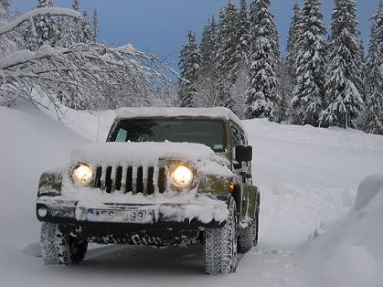 winter verkeer schade auto problemen